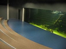 Aquarium project  Knowledge- and innovation centre Nes Ameland